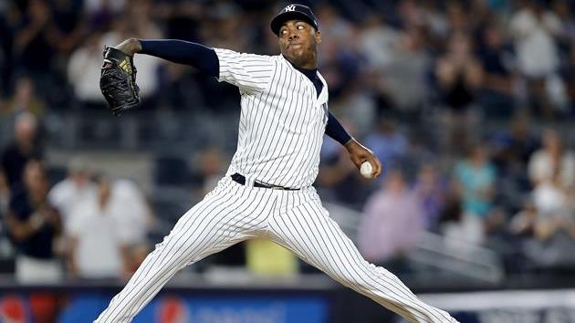 Aroldis Chapman Looking Like an $86M Mistake
